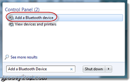 Use WiiMote as a Mouse in Windows 7