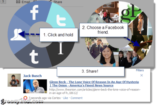 Cortex: Fast Social Media Extension for Chrome