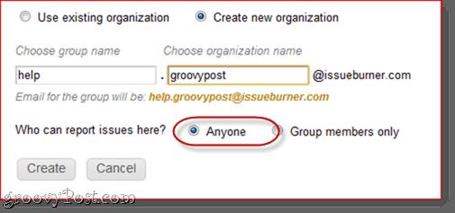 IssueBurner : E-mail based task management