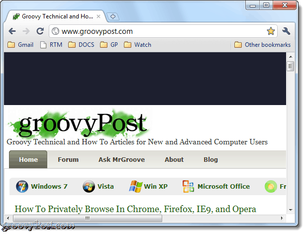 """Fix Chrome Error Message: """"Your profile can not be used"""