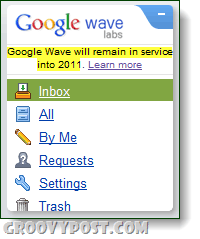 google wave up and running into 2011