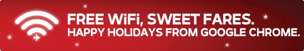 Free WiFi this winter thanks to Google