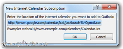How to Sync Your Google Calendar or Google Apps Calendar to Outlook 2010