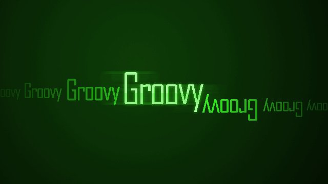 green groovy wallpaper photoshop
