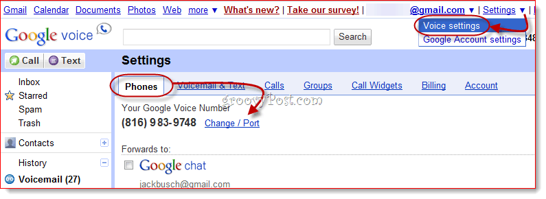 How to Port Your Cell or Home Phone Number to Google Voice