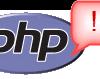 Php Error Message Help