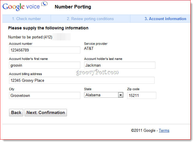 How to Port Your Cell or Home Phone Number to Google Voice (and ...