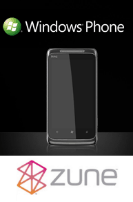 Windows Phone 7 Wireless Sync with Zune