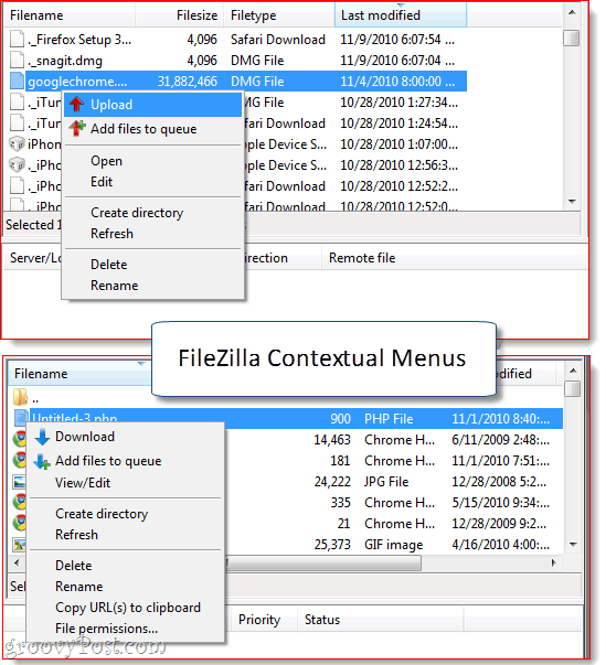 FileZilla Review: Best Free FTP Client: mac, win, linux
