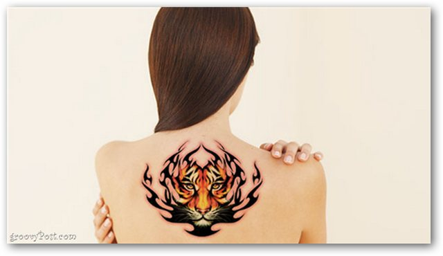 How To Add A Tattoo An Image Using Adobe Photoshop