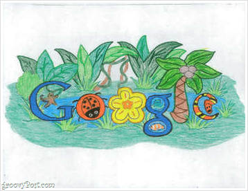 2010 winner of google 4 doodle
