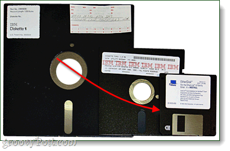 floppy disk example image