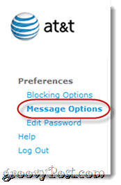 text aliases at&t