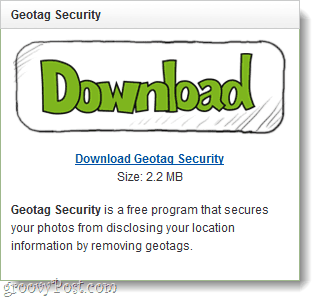 download geotag security application for windows