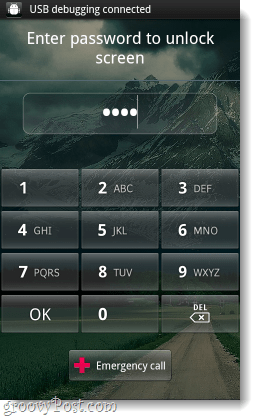 new screen lock fo randroid epic 4g