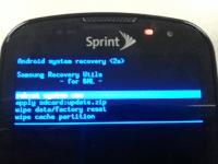 highlight apply sdcard update.zip