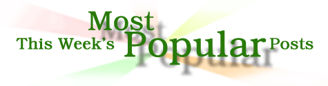 groovyposts most popular posts of the week