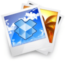 Dropbox - Share photos using an online dropbox gallery