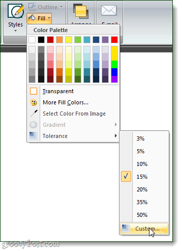 increase tolerance or customize it in snagit 10