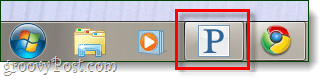 ie9 pinned website pandora on taskbar