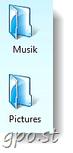 live mesh blue icons