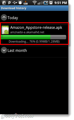 amazon android app store apk