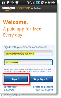 android amazon app store free app everyday