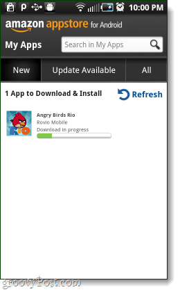 download android amazon app