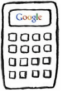 Google Search can be used to calculate just about anything