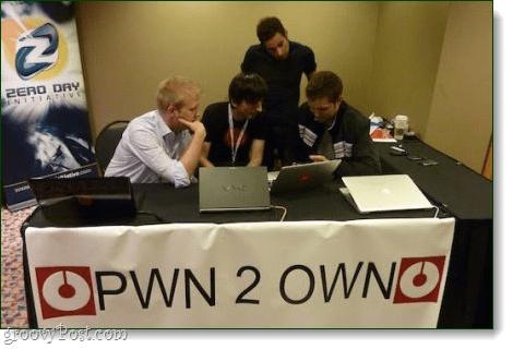 pwn 2 own 2011
