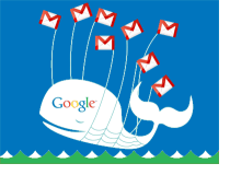 Backup Google -Avoid the rare but annoying Gmail fail whale by backing up your emails to your computer.