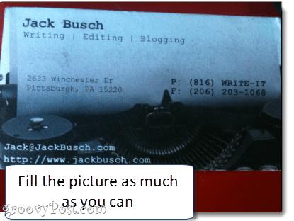 Organizing Receips with Google Docs