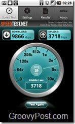 Speedtest 2