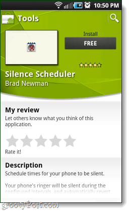 Silence scheduler download and install android app