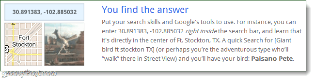 how to find google trivia answers