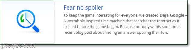 no spoilers in google trivia a day