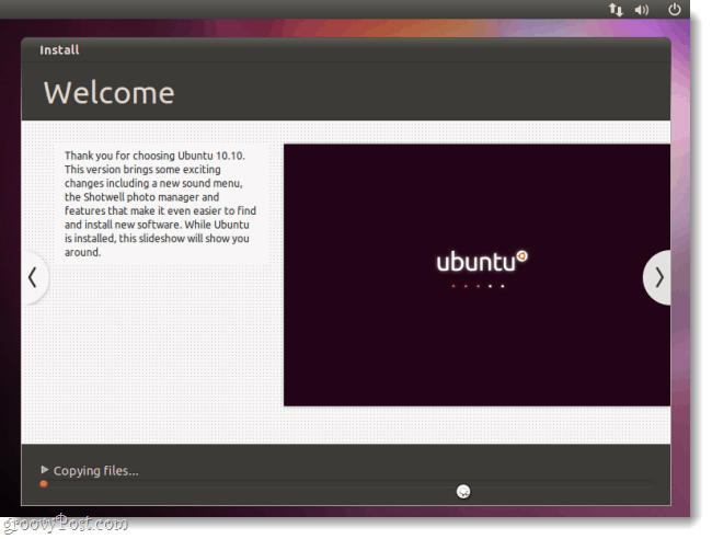 ubuntu auto-installs itself