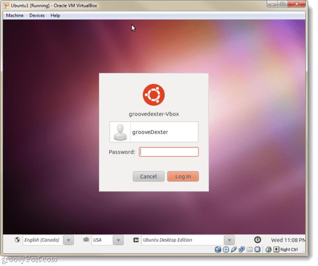 ubuntu install done