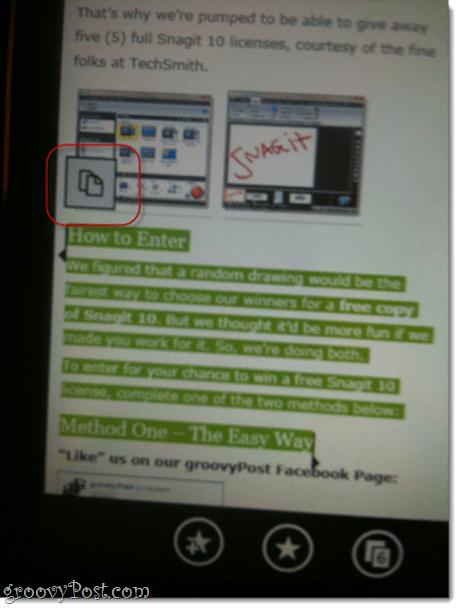 windows phone 7 software update