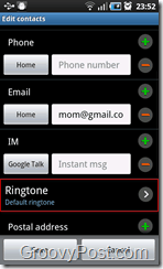 Android Ringtone 2