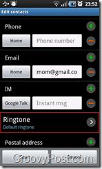 Android Ringtone 2