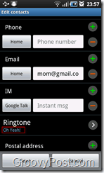 Android Ringtone 4