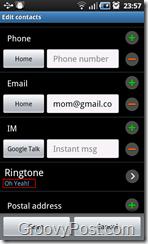 Android Ringtone 4