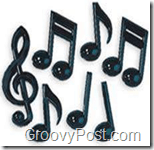 Android music logo