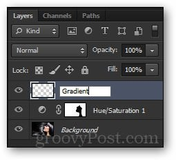 new layer photoshop gradient tutorial create