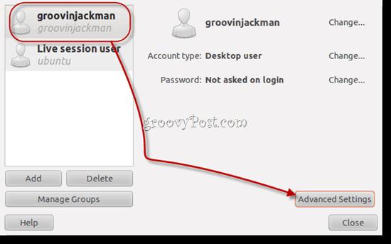 adding persistent user ubuntu live usb