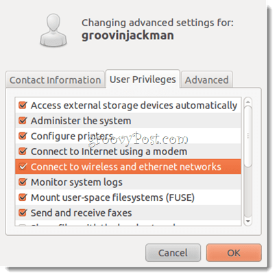 connect to wireless and ethernet