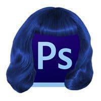 Photoshop Hair Retouch Techniques