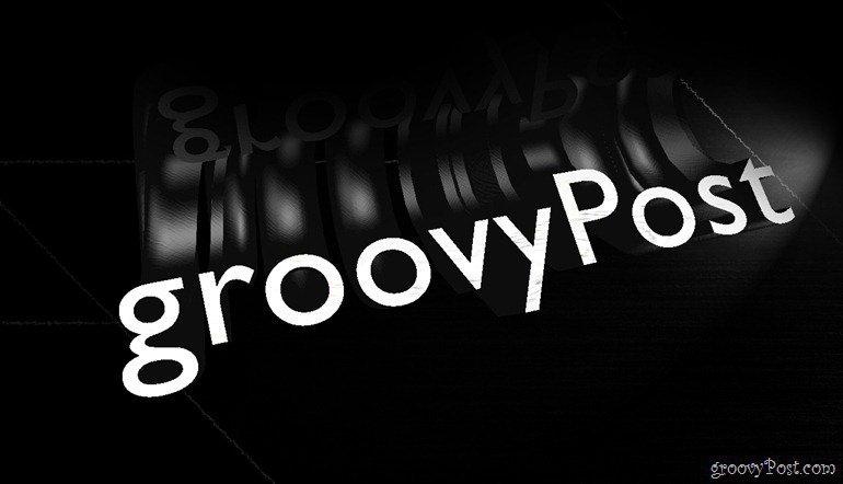 groovyPost 3D