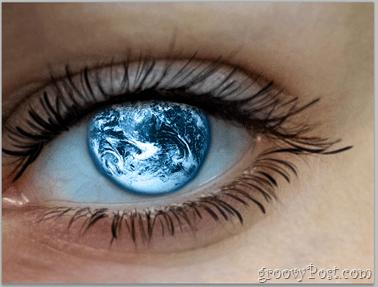 Adobe Photoshop Basics - Human Eye darken eye lashes